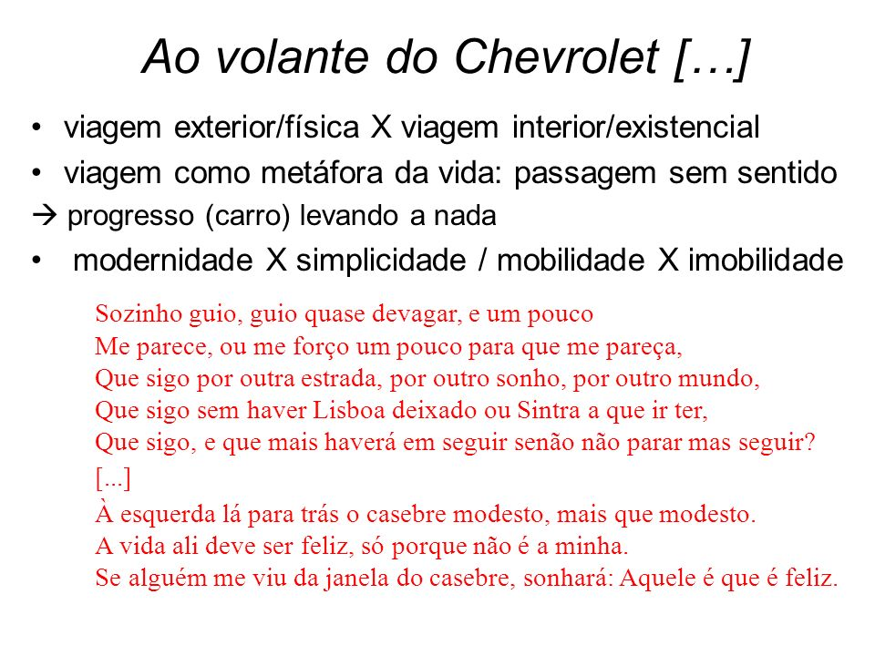Ao volante do Chevrolet […]